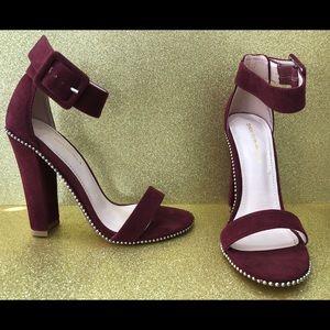 New with box wine heels